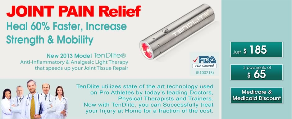 Tendlite: Best Tendonitis Treatment